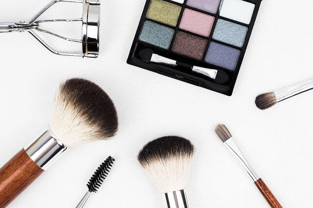 makeup peinado noche